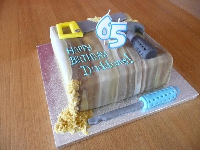 A Carpenters Cake Part 2 Every Nook Cranny